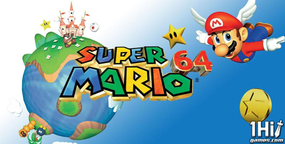 Super Mario 64 agora é jogável em smartphones, tablets e PCs
