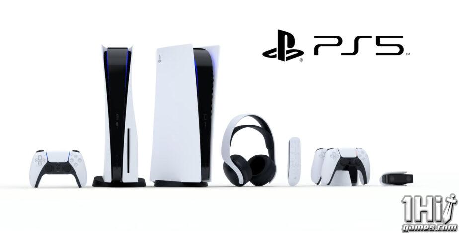 O novo modelo PS5 da Sony