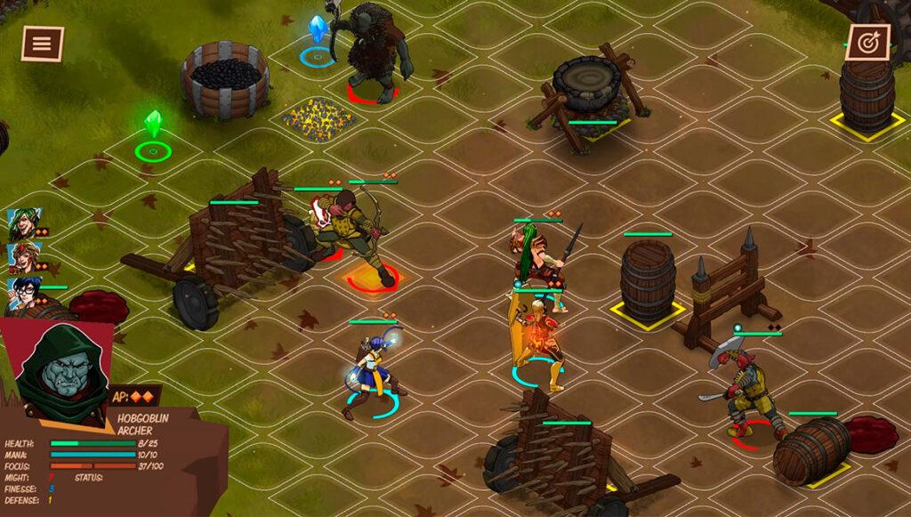 Reverie Knights Tactics: jogo brasileiro ganha demo na Steam