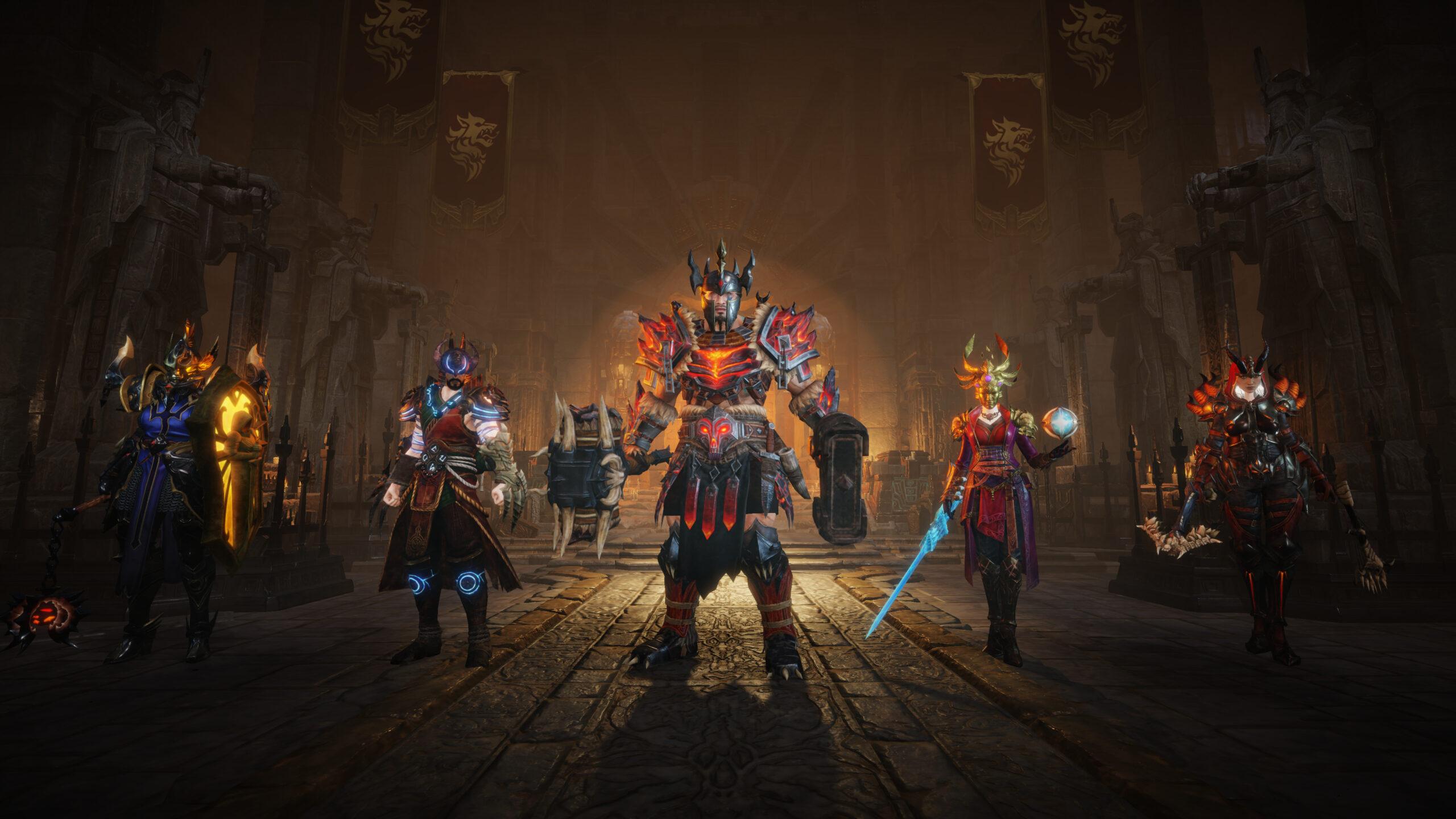Diablo mobile 1hit games