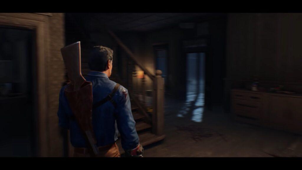 Evil Dead: The Game é adiado para 2022