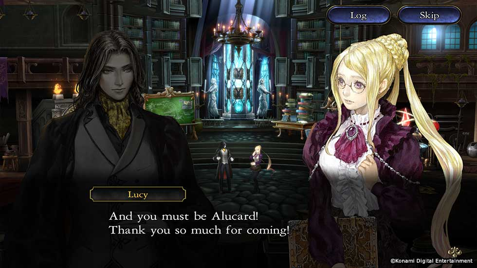 Castlevania: Grimoire of Souls é ressuscitado para Apple Arcade
