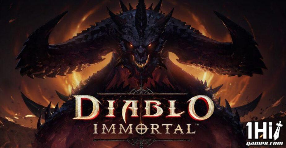 Diablo Immortal é adiado para 2022