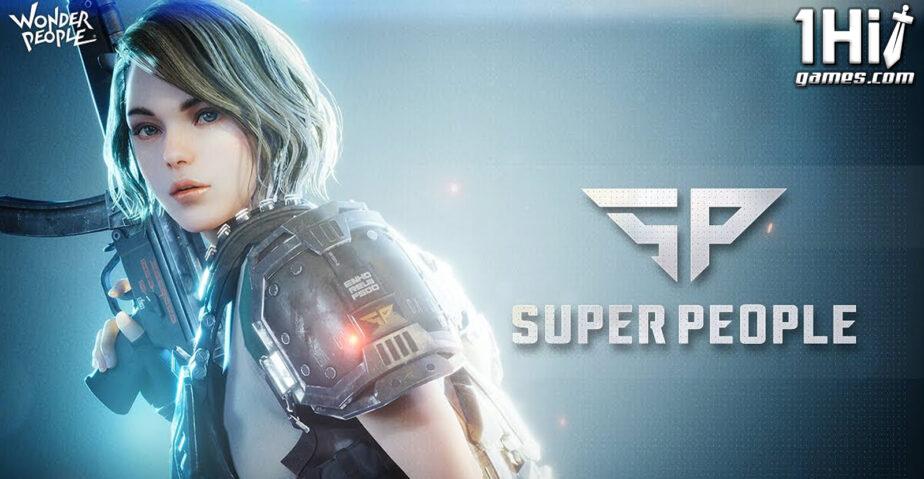 Super People: um battle royale com poderes