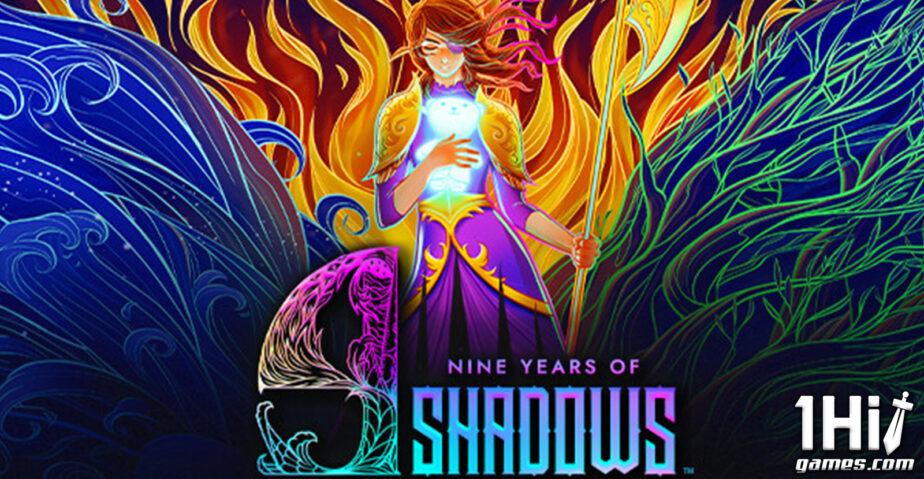 9 Years of Shadows ganha novo trailer