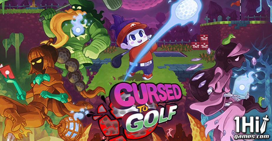 Cursed to Golf: roguelike de golfe anunciado