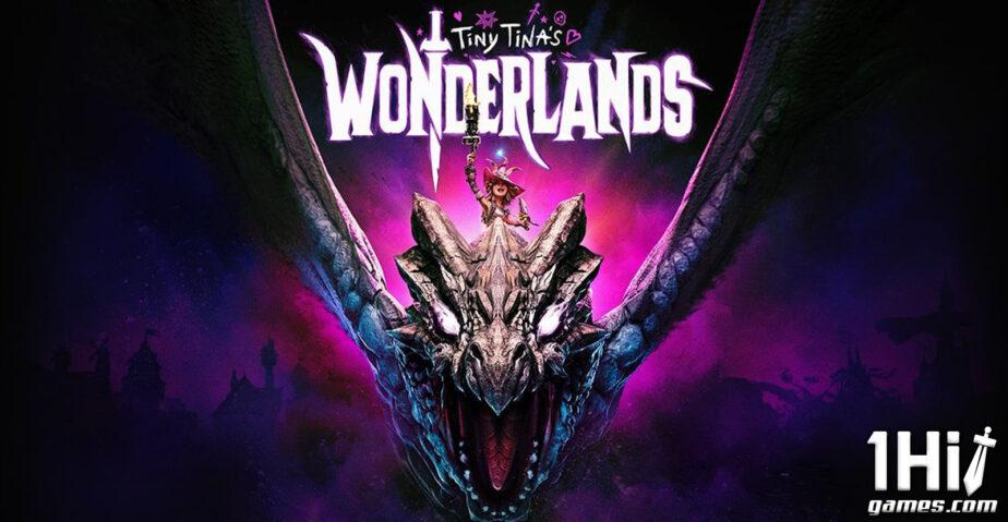 Tiny Tina's Wonderlands será lançado no começo de 2022