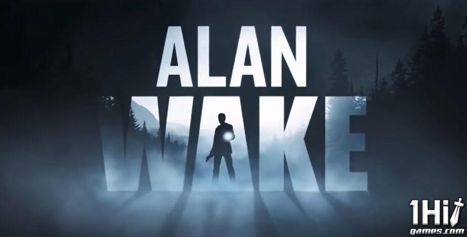 Alan Wake Remastered é anunciado e chega ainda em 2021