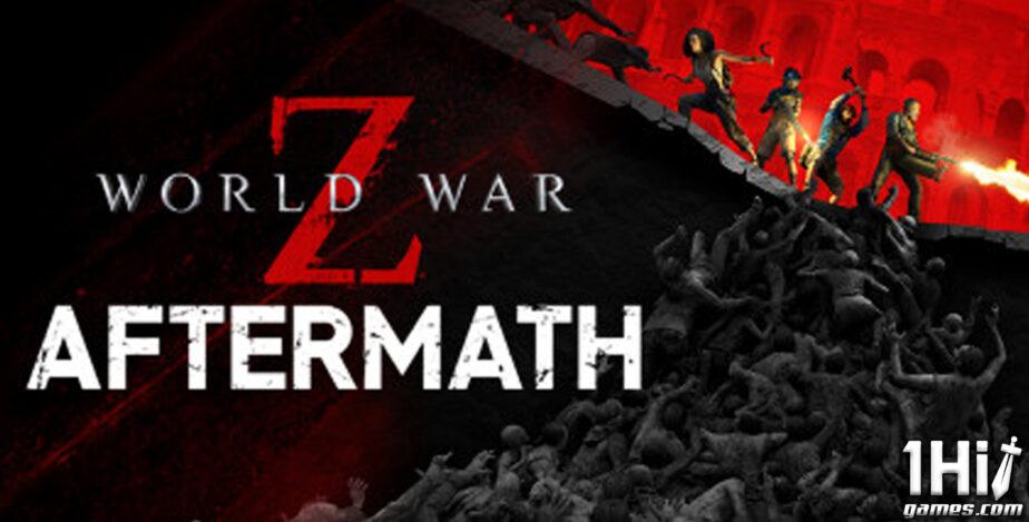 World War Z: Aftermath terá legendas pt-br