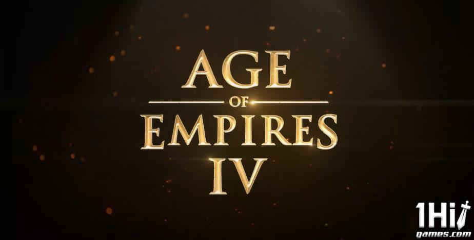 Age of Empires 4: Beta aberto começa hoje