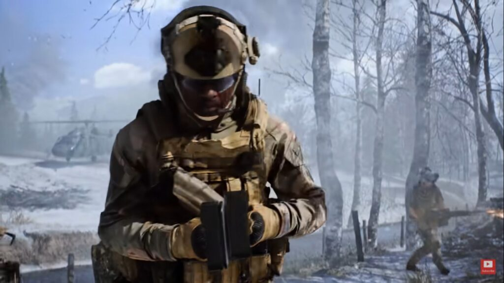 Battlefield 2042 é adiado para novembro