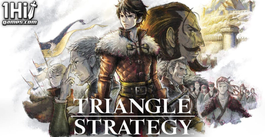 Triangle Strategy ganha data de lançamento