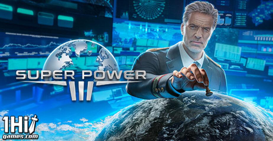 SuperPower 3 é anunciado para PC