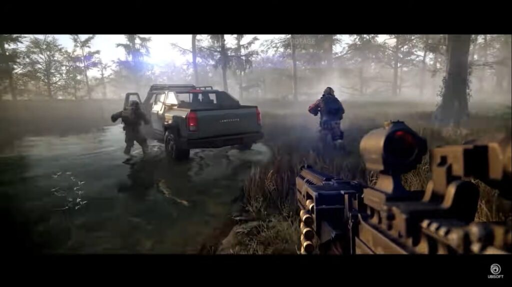 Ghost Recon Frontline é anunciado