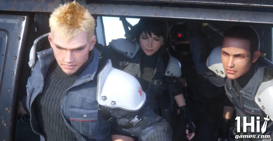 Final Fantasy 7: The First Soldier chega em novembro